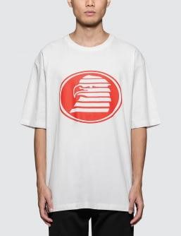 Calvin Klein Jeans Est. 1978 Modernist Eagle Logo S/S T-Shirt