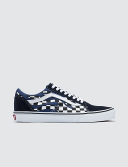 Vans Checker Flame Old Skool