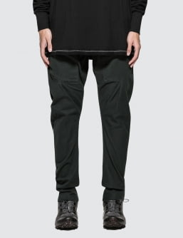 Guerrilla-group Double Front Pleats Cargo Pants