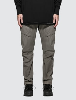 Guerrilla-group Garment Washed Cargo Pants