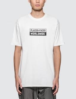 Places + Faces Box Logo S/S T-Shirt