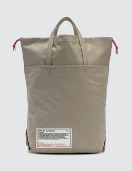 A.P.C. Care of Yourself Shopping Bag