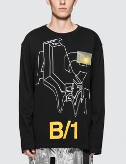 A-COLD-WALL* B1 L/S T-Shirt