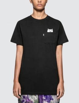 RIPNDIP Lord Nermal Short Sleeve Pocket T-shirt