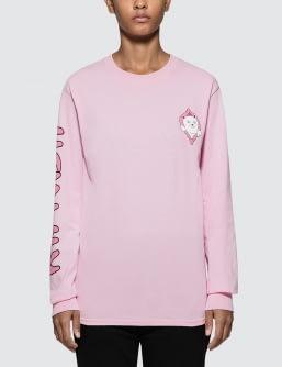 RIPNDIP Found It Long Sleeve T-shirt