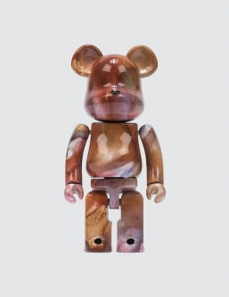 Medicom Toy 200% Super Alloyed Pushead Bearbrick