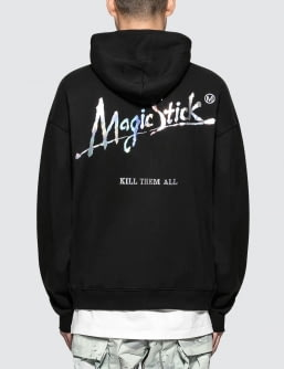 MAGIC STICK Hologram DFA Hoodie