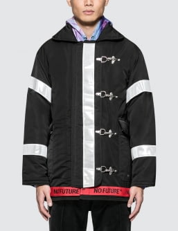 MAGIC STICK Fire Fighters Jacket