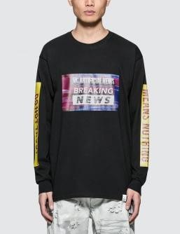 MAGIC STICK Do Not Trust The Media L/S T-Shirt