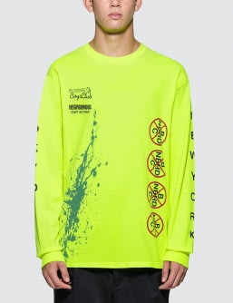 NEIGHBORHOOD Billionaire Boys Club X Neighborhood L/S T-Shirt