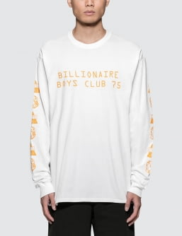 Billionaire Boys Club Club 75 X  L/S T-Shirt