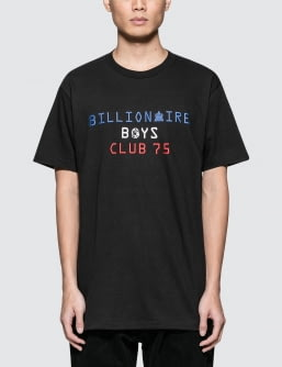 Billionaire Boys Club Club 75 X  S/S T-Shirt 1