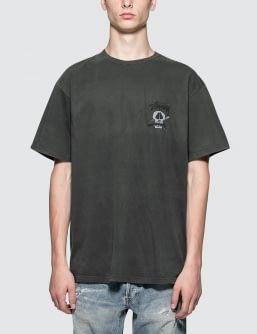 Stussy Surf Skull Pig. Dyed T-Shirt