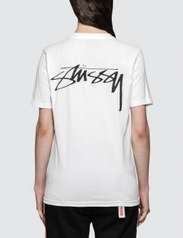 Stussy Smooth Stock Short Sleeve T-shirt