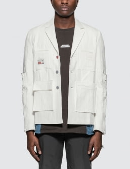 C2H4 Los Angeles Utility Tailor Jacket