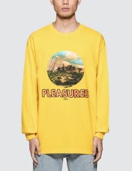 Pleasures Killafornia L/S T-Shirt