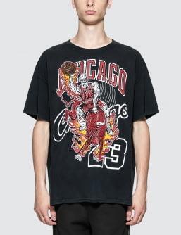 Warren Lotas Bulls Athletics T-Shirt