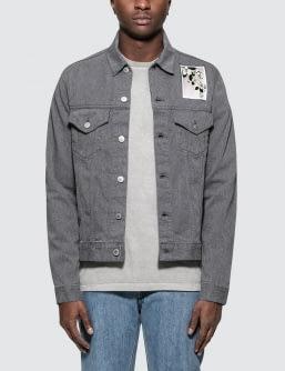 JOHN ELLIOTT Photo Print Type III Thumper Jacket