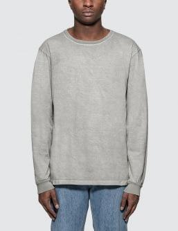 JOHN ELLIOTT Classic Crew Neck L/S T-Shirt