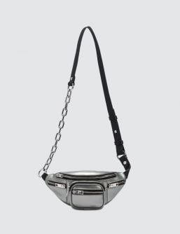 Alexander Wang Attica Soft Mini Fanny Cross-Body Bag