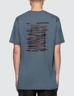 maharishi Long Redacted Miltype S/S T-Shirt