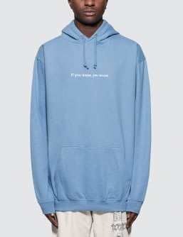 F.A.M.T. If You Know, You Know Hoodie