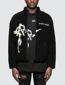 Seventh Heaven Anarchy Fleece Jacket