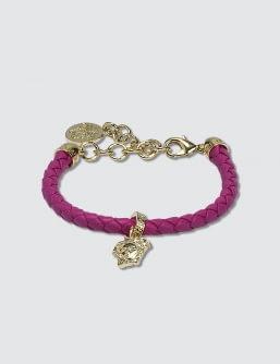 Versace Gold Medusa Metal Bracelet
