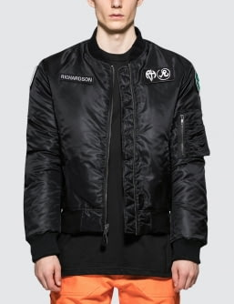 Richardson Reversible Ma-1 Jacket