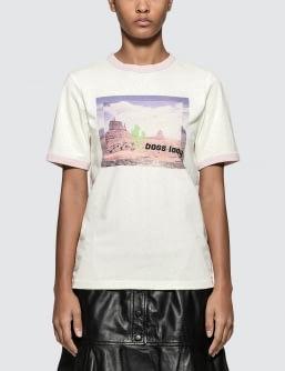 Ganni Ranger Short Sleeve T-shirt