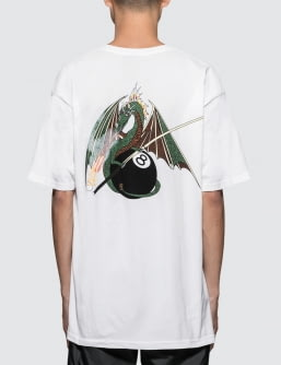 Stussy Pool Dragon T-Shirt