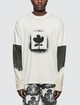 Vyner Articles Acid Spray L/S T-Shirt