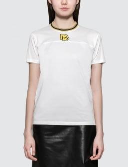 Prada Logo Short Sleeve T-shirt