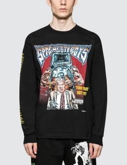 Spaghetti Boys Turn That Shit Off L/S T-Shirt