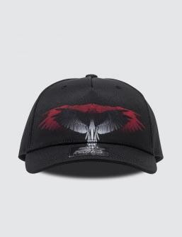 MARCELO BURLON Starter Wings Cap