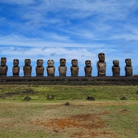 Superior Easter Island