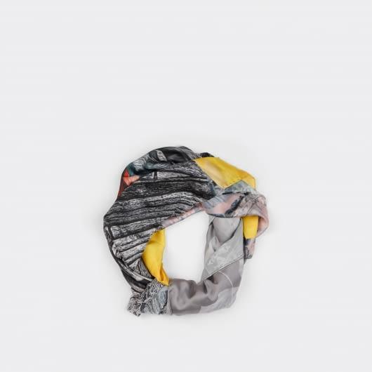 Patrick Owen Bukit Maharati Silk Scarf