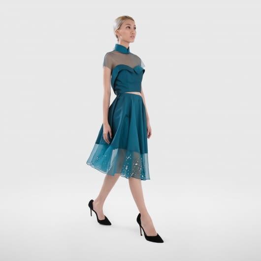 Michelle Worth Sydney Opera Skirt