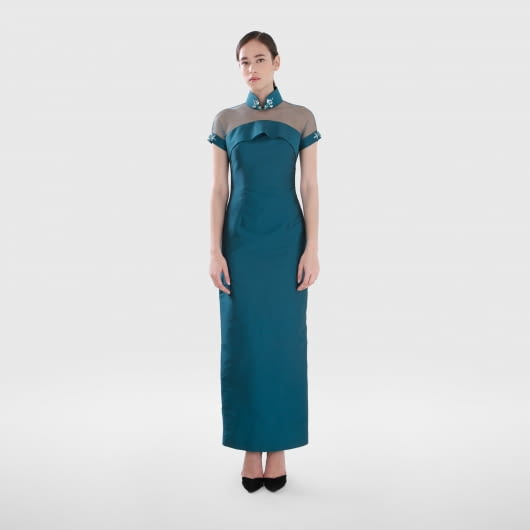 Michelle Worth The Globe Dress