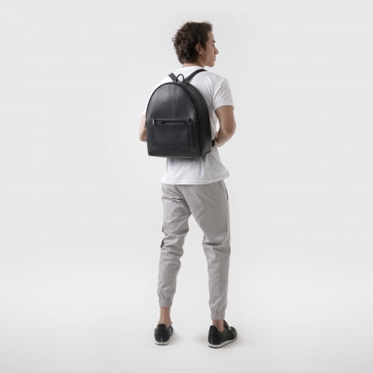 Patrick Owen Calf Leather Backpack