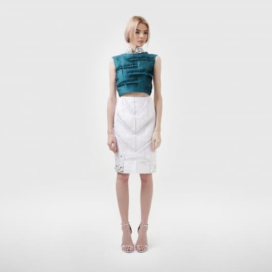 Michelle Worth Dione Skirt