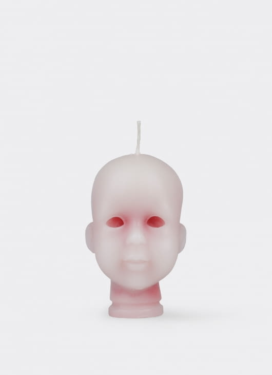 Dumbfounded Cry Baby Candle
