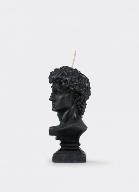 Dumbfounded David Candle