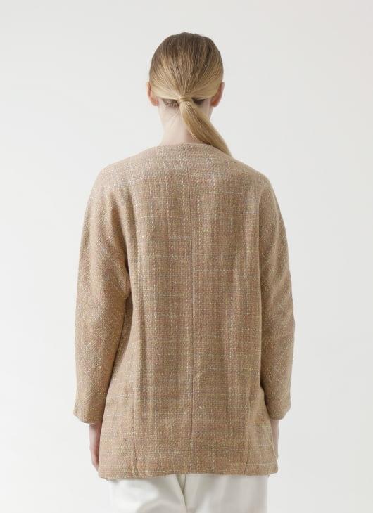Spotlight Pastel Tweed Coat