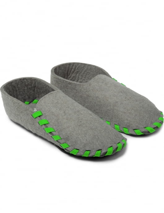 Lasso Green  Slippers