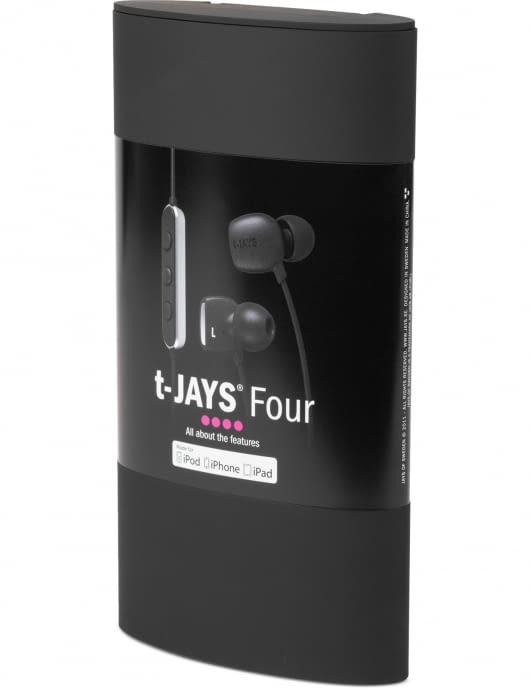 JAYS Black t- Four iOS