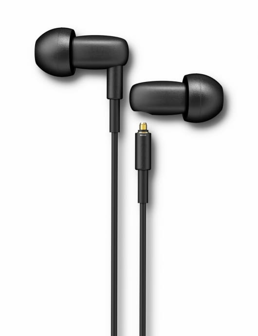 JAYS Black q- Reference Earphones