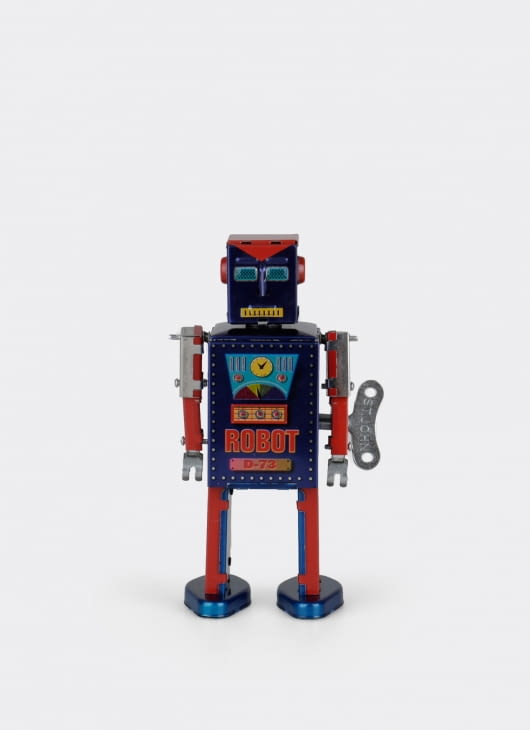 The Tin Industry D 73 Vintage Robot