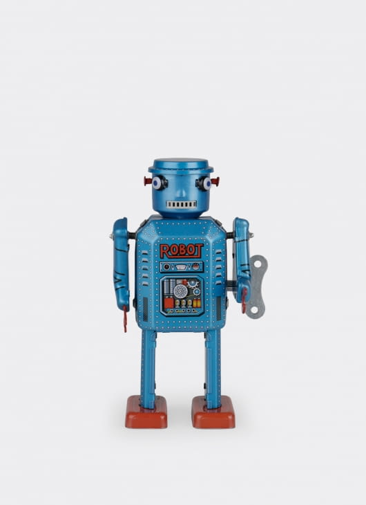 The Tin Industry R 35 Classic Robot