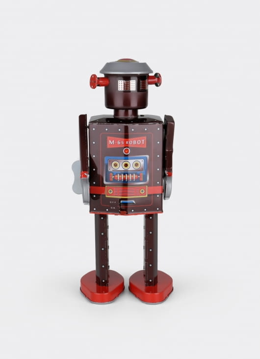 The Tin Industry Giant M-65 Robot